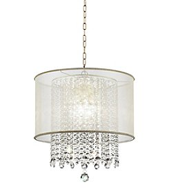 Ore International™ Bhavya Crystal Ceiling Lamp