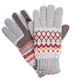 Isotoner Signature® Fairisle Gloves