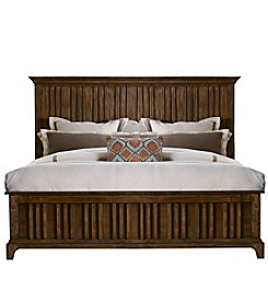 Liberty Furniture Mill Creek Panel Bed