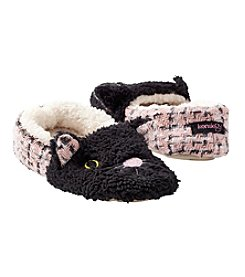 Kensie Girl Girls' Kitty Slippers