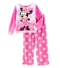 Disney Girls' 2T-4T Minnie Mouse Pajamas