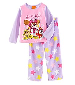 Disney Girls' 2T-4T 2 Piece Time To Fly Away Paw Patrol Pajamas
