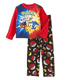 Pokemon Boys' 4-10 Pokemon Pajamas