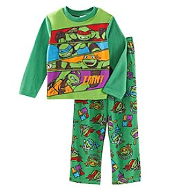 Teenage Mutant Ninja Turtles Boys' 4-10 Ninja Stealth Pajamas