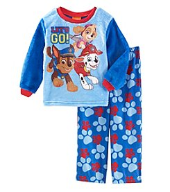 Disney Boys' 2T-4T 2 Piece Lets Go Paw Patrol Pajamas