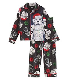 Star Wars Boys' 4-10 Star Wars Holiday Pajamas