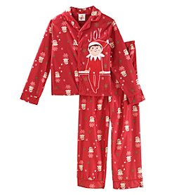 Elf on the Shelf Boys' 4-10 Joy Time Pajamas
