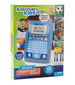 Discovery Kids Teach And Talk Tablet