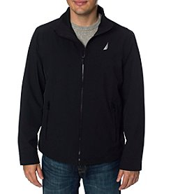 Nautica Men's Stretch Open Bottom Jacket