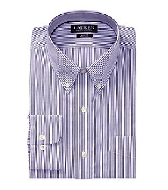 Lauren Ralph Lauren® Men's Slim Fit No-Iron Dress Shirt