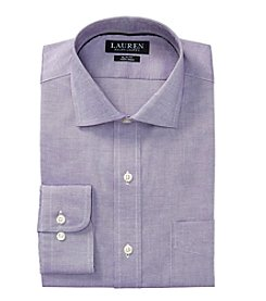 Lauren Ralph Lauren® Men's Slim Fit No-Iron Oxford Dress Shirt