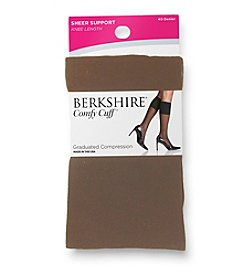 Berkshire Sheer Graduated Compression Trouser Socks
