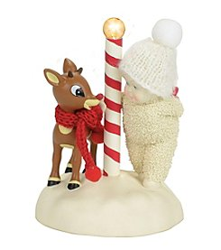 Department 56 Snowbabies Rudolph Suprise Guest Figure