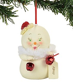 Department 56 Snowpinions Jingly Ornament