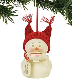 Department 56 Snowpinions But First Coffee Ornament
