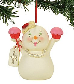 Department 56 Snowpinions Balanced Diet Ornament