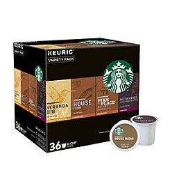 Keurig® Starbucks Coffee 36-ct. K-Cup Pods Variety Pack