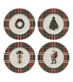 Lenox Set of 4 Salad Plates