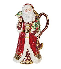 Fitz and Floyd Santa Pitcher
