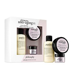 philosophy Ultimate Anti-Aging Care Set