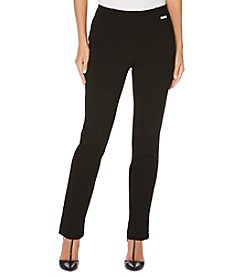 Rafaella® High Waist Ponte Pants