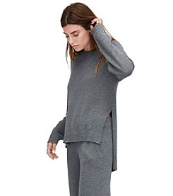 UGG Estela High Low Hem Pajama Top