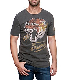 Lucky Brand Men's Triumph Tiger Graphic Tee
