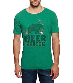 Lucky Brand Men's Beer Season Graphic Tee