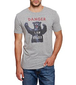 Lucky Brand Men's Bear Hugger Graphic Tees