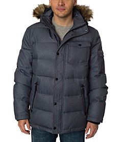 Nautica Men's Fancy Parka