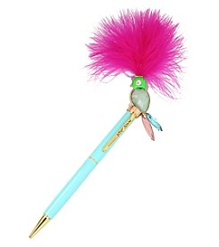 Betsey Johnson Parrot Pen