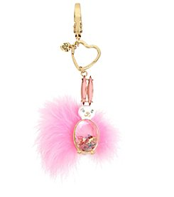 Betsey Johnson Bunny Key Chain