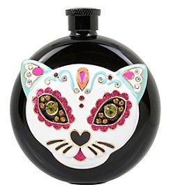 Betsey Johnson Cat Flask