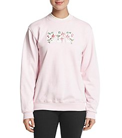 Morning Sun Hummingbird Trilogy Sweater