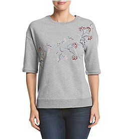 Ruff Hewn Embroidered Sweatshirt