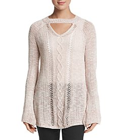 Oneworld Choker Neckline Sweater