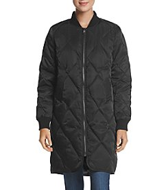 Steve Madden Puffy Bomber Jacket