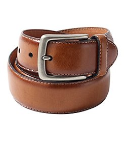 Levi's Men's Leather Tab and River Belt