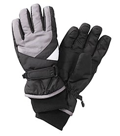 Statements Boys' 4-20 Core Ski Gloves