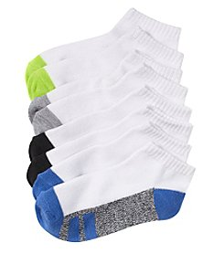 Statements Boys' 4 Pack Lowcut Socks