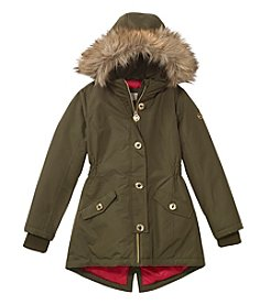 MICHAEL Michael Kors Girls' 7-16 Snorkel Jacket