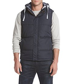 Weatherproof Vintage Men's Hooded Vest