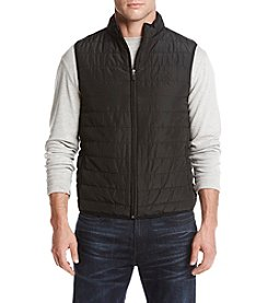 Chaps Men's Packable Quilted Vest