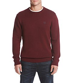 Chaps Men's Iconic Crew Neck Sweater