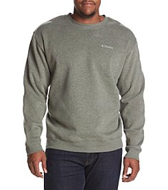 Columbia Men's Big & Tall Hart Mountain Crew Neck Sweater
