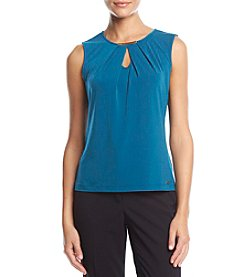 Calvin Klein Pleatneck Cami Top