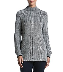 Calvin Klein Mock Turtleneck Sweater