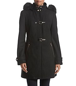 Ivanka Trump Toggle Coat