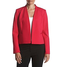 Nine West® Open Front Blazer Jacket