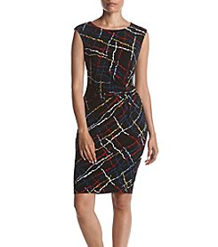 Anne Klein Side Twist Dress
